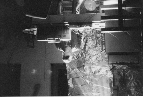 Ollie Olsen performing for Extreme in 1987